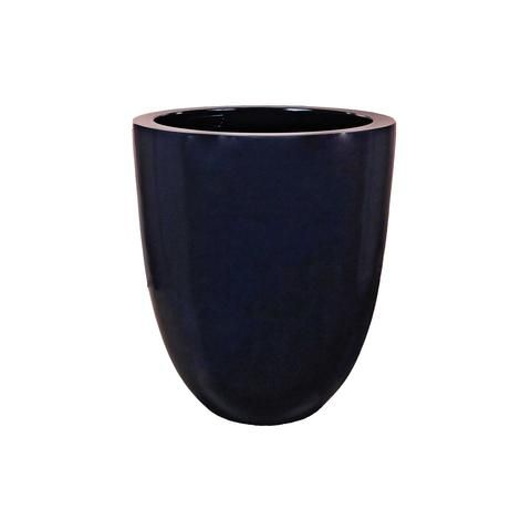 """Valencia Round Indoor and Outdoor Fiberglass Planter Pot - 15""""x15""""x17.5""""  and 23""""H and 31""""H- Round Planter Pots - Jay Scotts Collection - Pots Planters & More - 1"""
