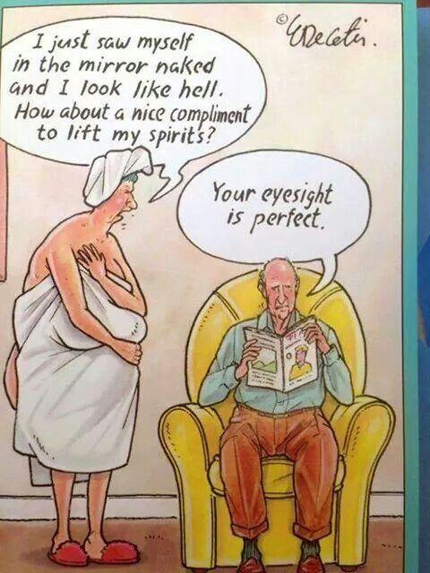 A compliment