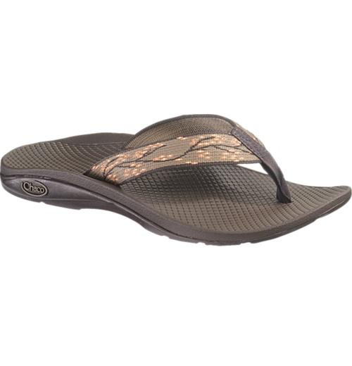 Chaco flip flops to wear around camp.