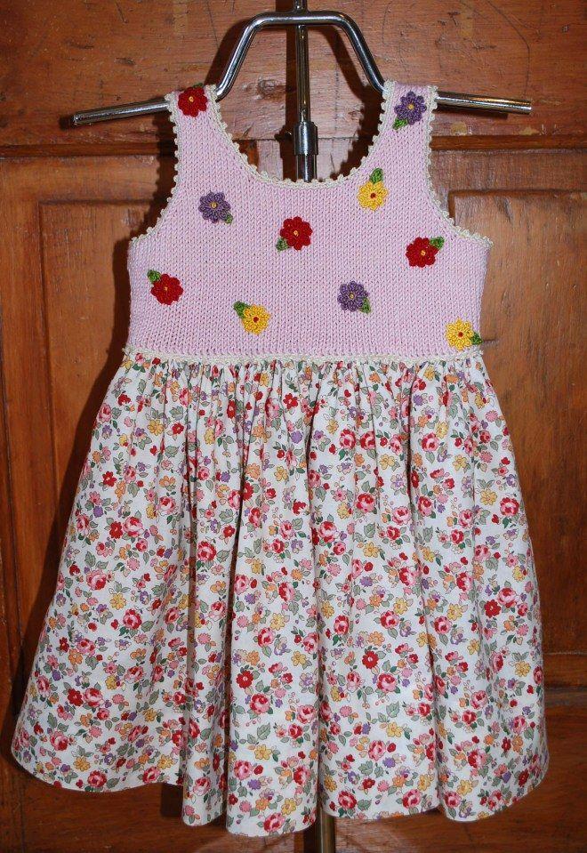 103 besten Crochet - kids Bilder auf Pinterest   Babykleid ...