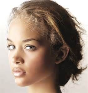 Mixed race beautiful.This girl won the gene jackpot!