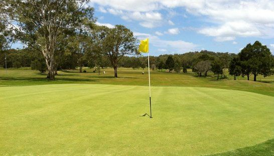 Enjoy 18 Holes for 2 at the picturesque Logan City Golf Club. This offer is included with a shared motorised cart. Normally valued at $98, this deal is offered at just $39 - Save 60%! #golf #golfqld