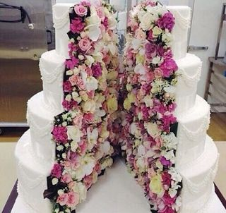 Jour de Prestige ...Wedding Planner & Décoration: Pour un wedding cake original