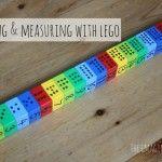 Comptage et mesure avec les Lego