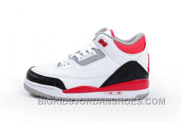 http://www.bigkidsjordanshoes.com/new-arrival-kids-air-jordan-iii-sneakers-202.html NEW ARRIVAL KIDS AIR JORDAN III SNEAKERS 202 Only $63.74 , Free Shipping!