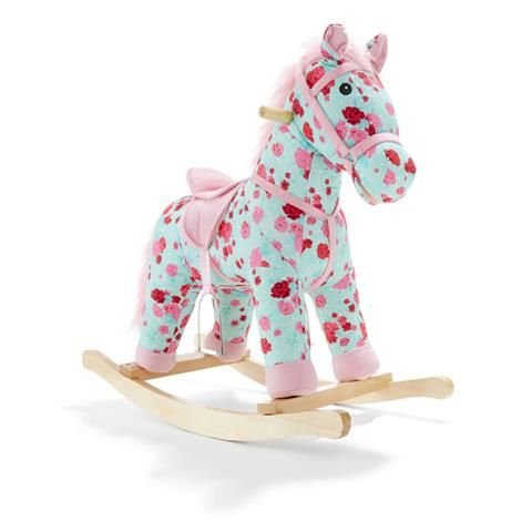 ditsy Rocking Horse plush Pa20427