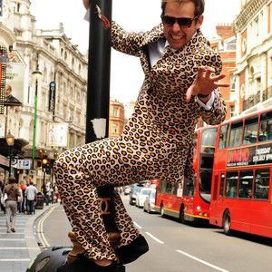 The Jag Suit, £55, now featured on Fab.
