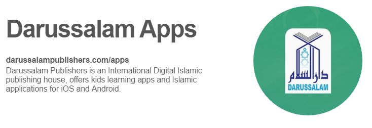 Please follow the official account Darussalam Apps. Keep yourself updated with most authentic and educational Islamic apps for you and your loved ones. Bringing Islam in your digital life. https://www.pinterest.com/darussalamapps/