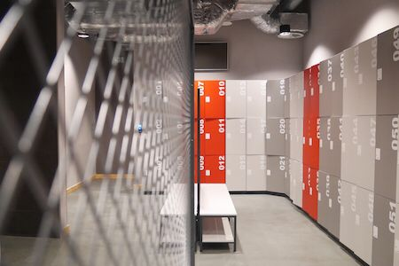 Gym, lockers, gym lockers for modern club fitness .