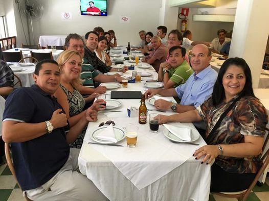 17/12/2014 - Sub Sé - confraternização 2014