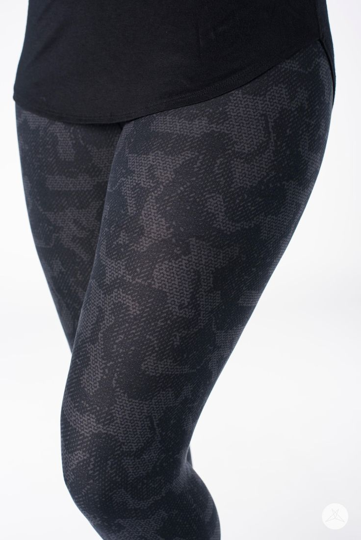 Smoke Show |  SweetLegs.ca  SweetLegs Smoke Show are a lovely black-gray digital camo… suuuuuuuuuuper popular and highly versatile!  But don't worry with these Smoke Show's you definitely won't be blending into the crowd!