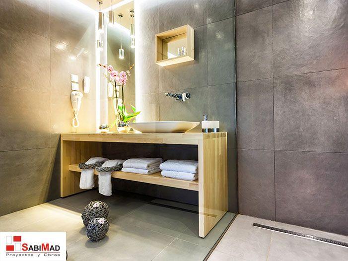 Reformas integrales de viviendas en Madrid. Compartimos más de 50 imagenes para aportar ideas sobre baños