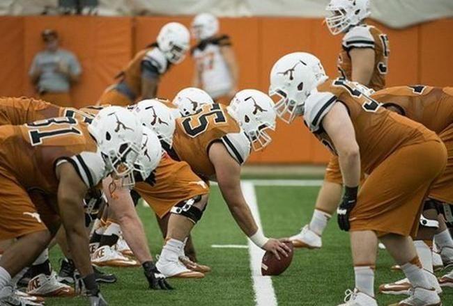 Texas Football | Texas Football: Week 1 Fall Practice Stock Report | Bleacher Report