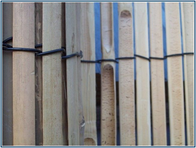 Crewy Building Wood Fence