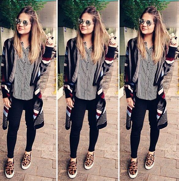 Thassia Naves Look moda fashion brasil brazil blogger style