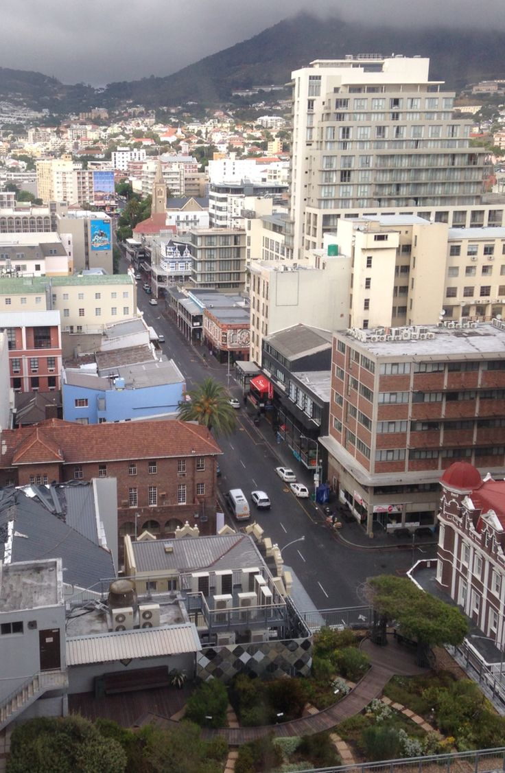 Long Street, Cape Town, South Africa