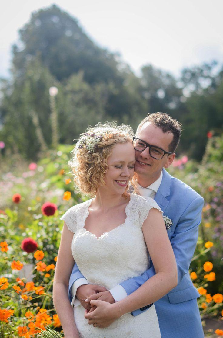 Flower wedding #bruiloft #zomer #september #herfst #bloemen #zon