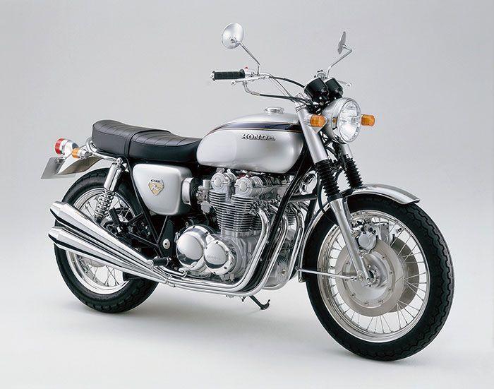 2016 Honda CB Four Prototype