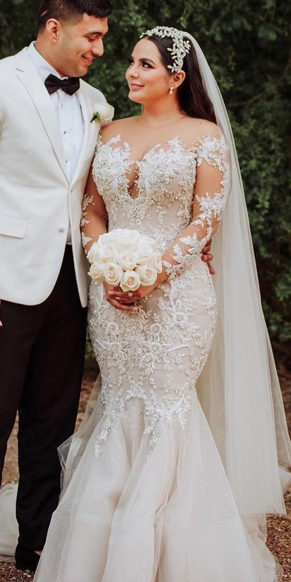 Pin On Mermaid Wedding Dress