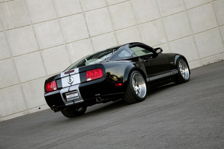 Shelby wide body kits for 2005-2009 Ford Mustang - StangNet