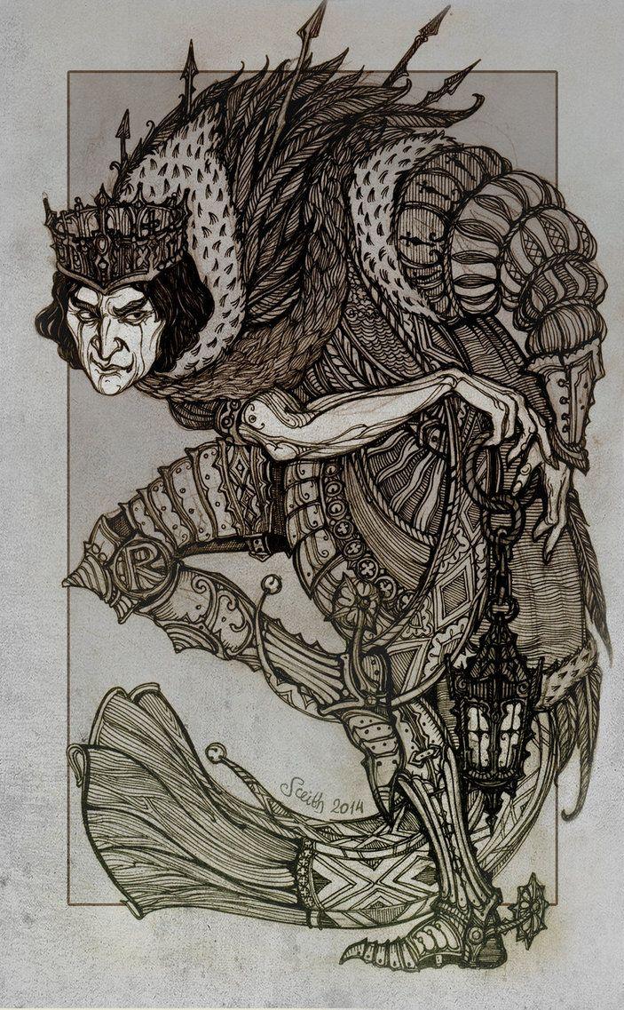 Shakespeare's Richard III by SceithAilm on DeviantArt