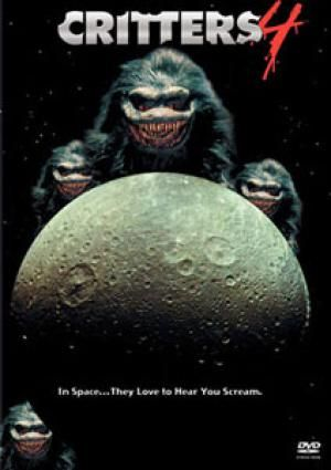 No One Can Hear You Scream: 24 of the Best Outer Space Horror Movies: Critters 4 (1992)