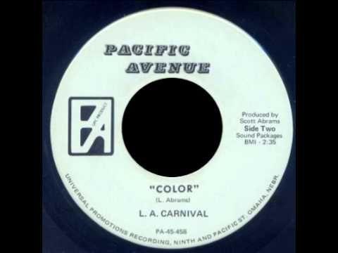 """L.A. Carnival """"Color"""""""