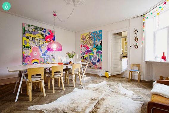 10+1 lakberendezési inspiráció: kreatív szobák - Inspirációk Csorba Anitától