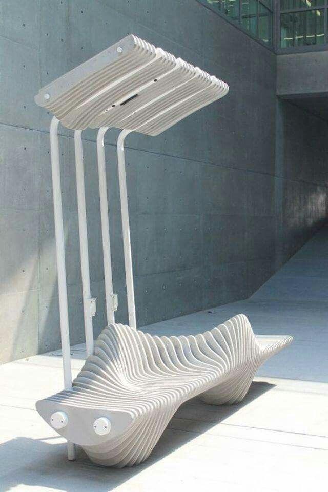 #bancas #moviliario #urbano #inovador #contemporaneo #descanso #abstracto