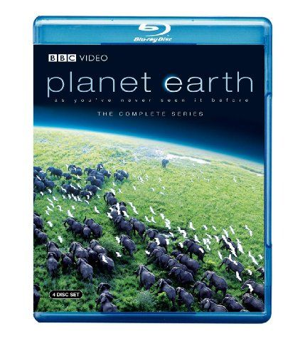 Planet Earth: The Complete BBC Series [Blu-ray] BBC - Really for all of us!