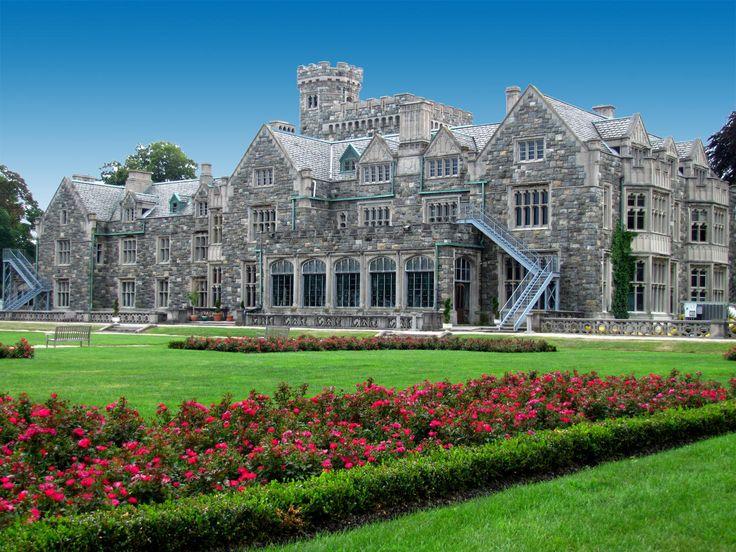 Long Island's Gold Coast Mansions: Hempstead House