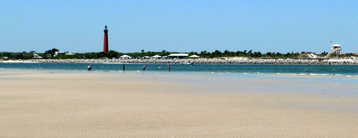 Ponce de Leon Inlet and lighthouse seen from new smyrna beach.jpg (2044×792)