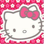 Hats: Hello Kitty Bamboo Party Cone Hats X6pk. EinladungskartenPartyeinladungenBallon  ...