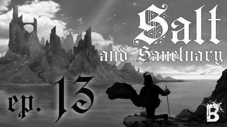 SALT AND SANCTUARY - Let´s Play en Español Ep 13 - Abismo negro como boc...