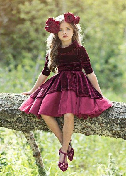 Joyfolie Nina Dress Preorder 2 to 14 Years