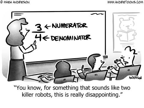 Yeah! It's sounds like terminator. Right! LOL! Funbreak brought to you by #gamificationnation