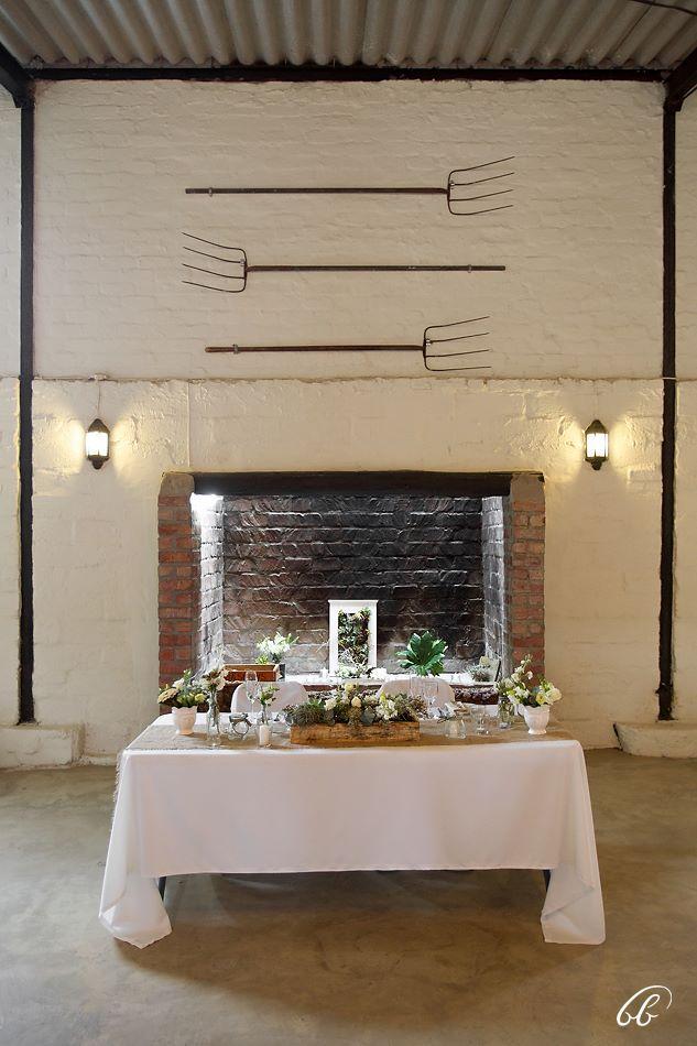 De Uijlenes wedding venue, décor, rustic