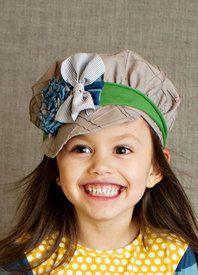 Persnickety Clothing Lyla Headband - Green