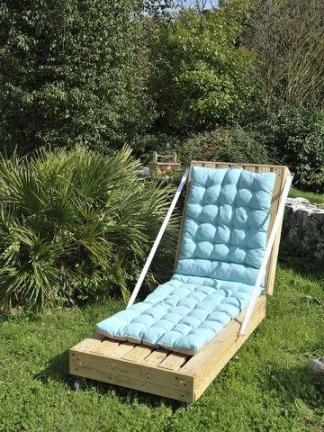 5 Conseils Pour Fabriquer Son Mobilier De Jardin En Palettes Mobilier Jardin Meuble Jardin Palette Amenagement Piscine