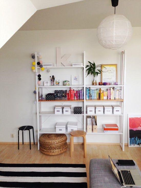 Lundia shelves