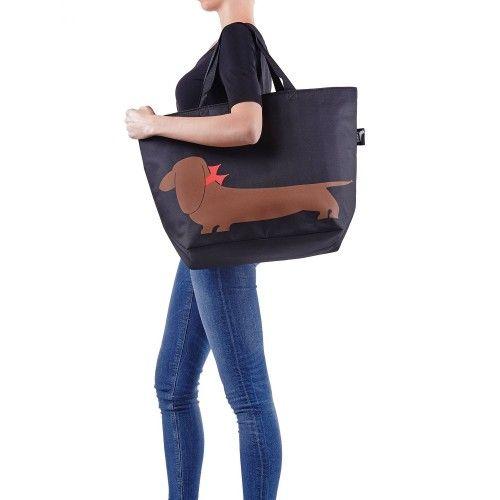 Sausage Dog Insulated Cooler Picnic Bag