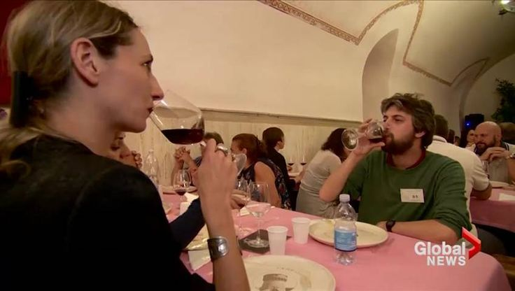 Inmates at high-security Tuscan prison serve up Prosecco, hors d'ouevres for foodies https://tmbw.news/inmates-at-high-security-tuscan-prison-serve-up-prosecco-hors-douevres-for-foodies  Jail food isn't typically thought of as hors d'oeuvres with a glass of Prosecco.But a prison in Volterra, Italy that's serving up aperitivo and pasta has become one of the most sought after places to get a reservation.The Fortezza Medicea , a 13th-century fortress, which is now a modern high-security prison…