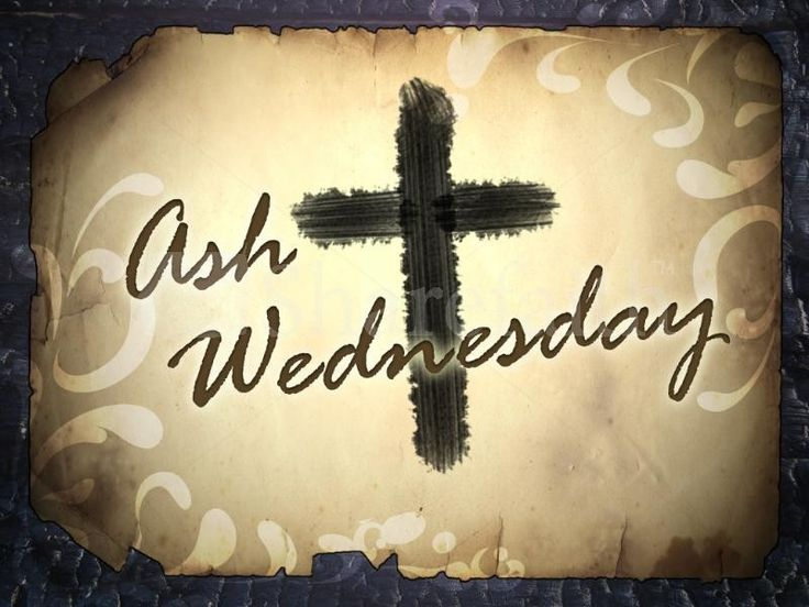 Browse Ash Wednesday latest news and updates, watch videos Ash Wednesday is the first day of Lent, the season of preparation for the Find the date of Ash. Description from lezebyreg.parshost.in. I searched for this on bing.com/images