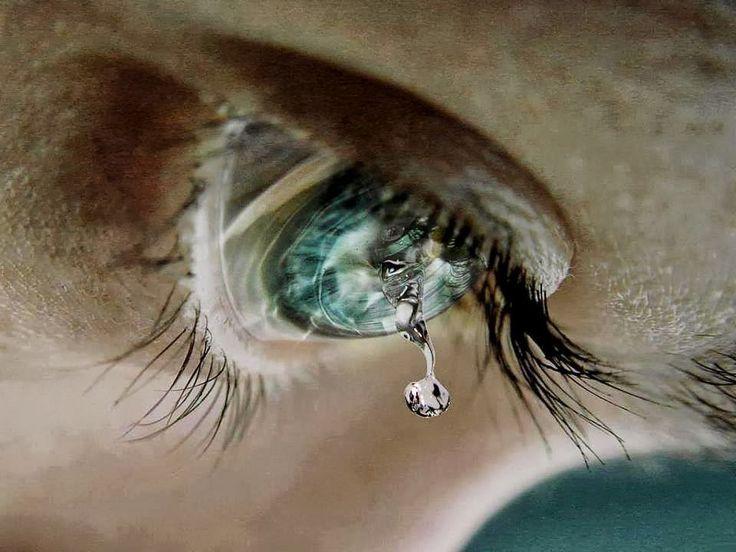 Eye ➤ https://plus.google.com/117059177683575828455/posts/BxZgH9BRVpK - 2013 10 20  Sabías que si al llorar la primera lágrima cae del ojo izquierdo es por dolor y si cae del ojo derecho es por felicidad... ¿Lo Sabías?
