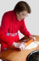 Great Depression era Cooking with Clara - wonderful videos of cooking and living during the depression.