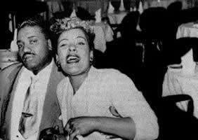 Billie Holiday & Louis McKay - Panache Report