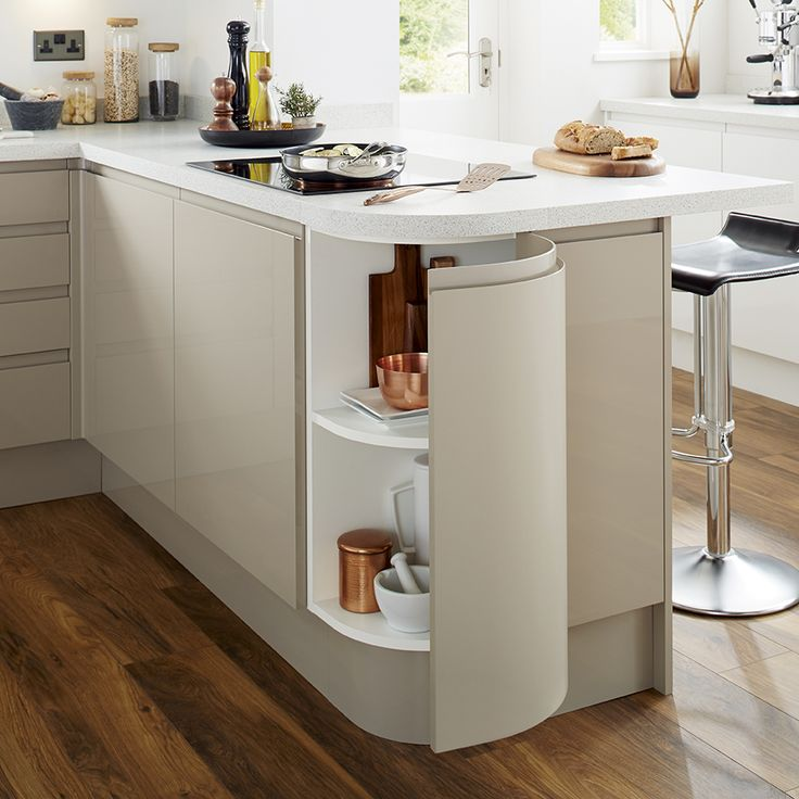 Kitchen Cabinets Handleless: 14 Best The Handleless Kitchen Images On Pinterest