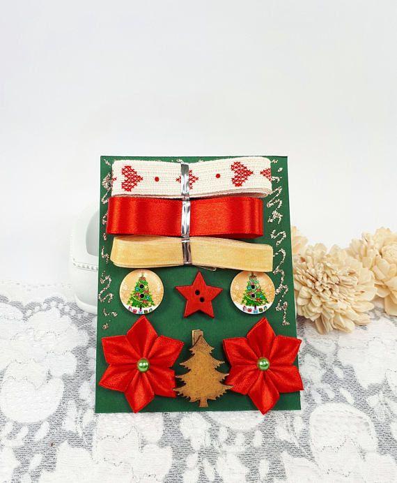 Christmas packing kit Christmas creative kit Christmas