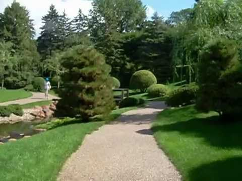 The Japanese Garden at Normandale Community College - Bloomington, MN