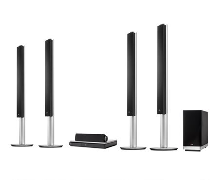 Get information on the LG BH9540TW Blu-ray Disc™ 9.1 Home Cinema System with LG…